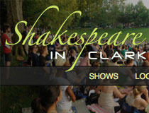Shakespeare in Clark Park