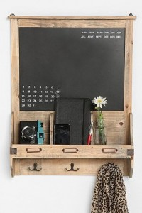 Urban Outfitters Reclaimed Wood Chalkboard