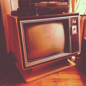 1975 Zenith Chromacolor II TV
