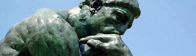 The Thinker: Auguste Rodin